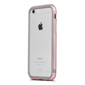 iGlaze Luxe iPhone 6/6S Rose Pink - Unwired Solutions Inc