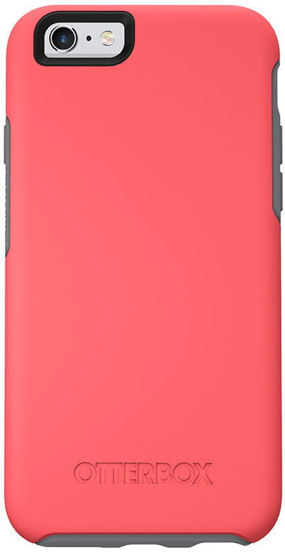 Symmetry iPhone 6/6S Coral/Gray - Unwired Solutions Inc