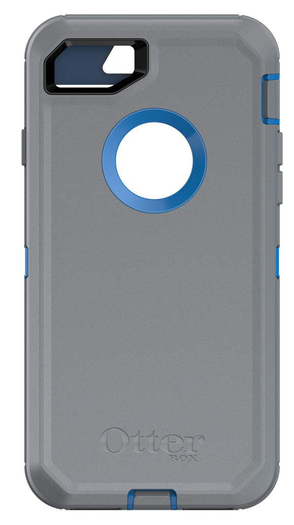 Defender iPhone 7 Marathoner (Blue/Grey) - Unwired
