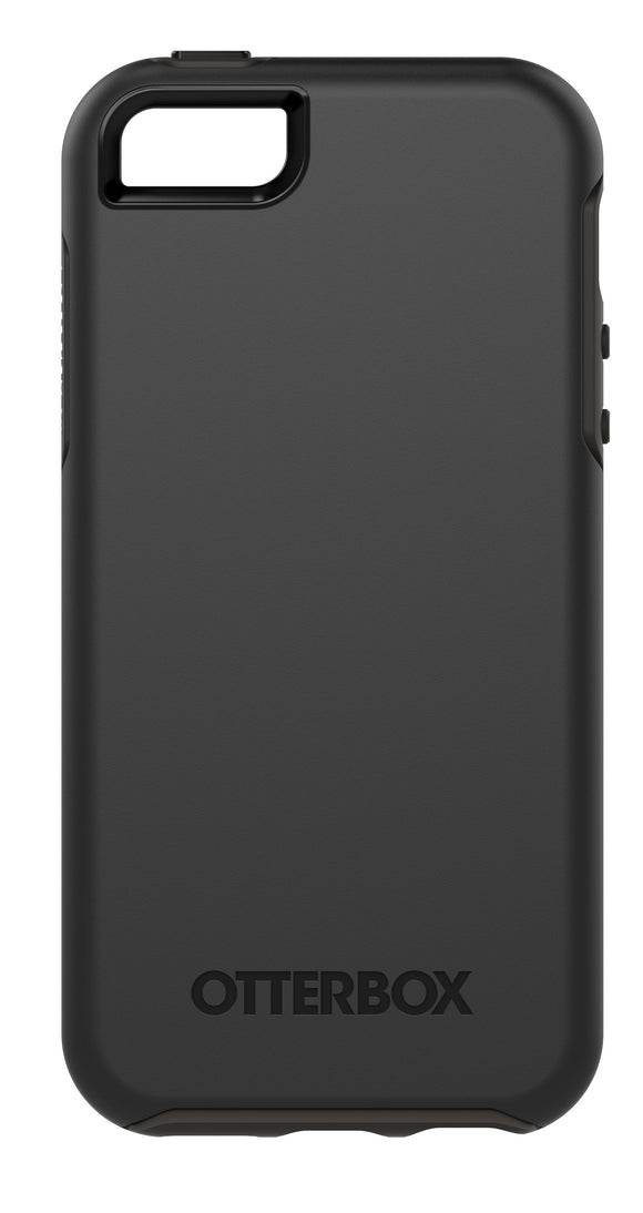 Symmetry iPhone 5/5S/SE Black - Unwired Solutions Inc