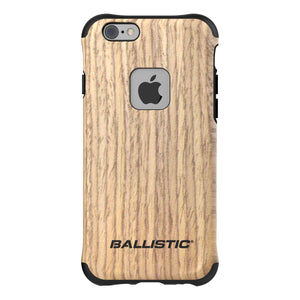 Urbanite Select iPhone 6/6S Black/White Ash Wood - Unwired Solutions Inc