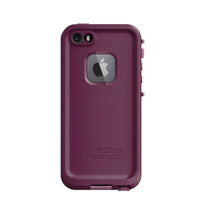 Fre iPhone 5/5S/SE Purple - Unwired Solutions Inc