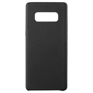 Velvet Touch Case Galaxy Note8 Black - Unwired