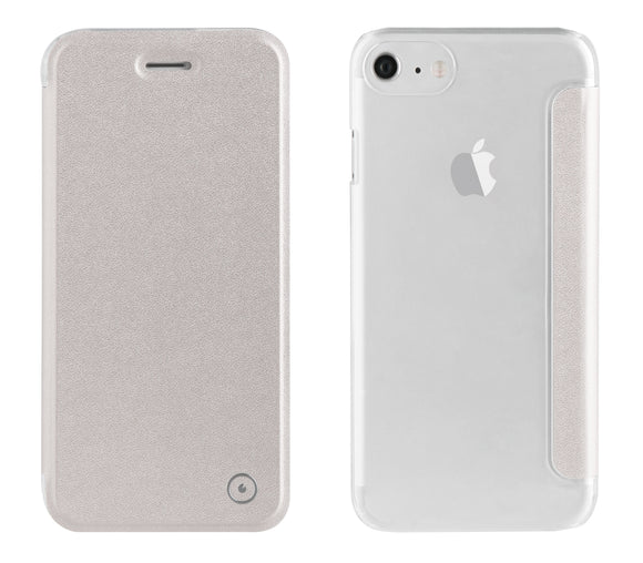 Folio Case iPhone 8/7/6S/6 Silver - Unwired