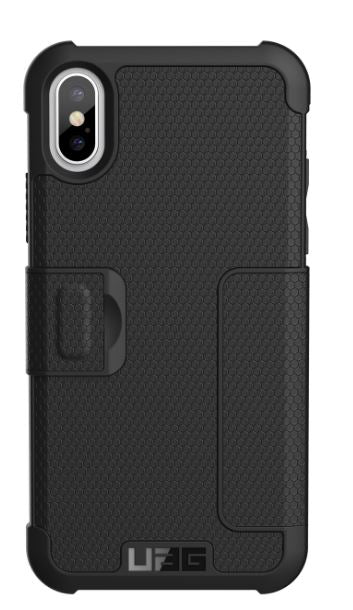 Metropolis iPhone X Black - Unwired Solutions Inc