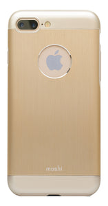 iGlaze Armour iPhone 7 Plus Gold - Unwired Solutions Inc