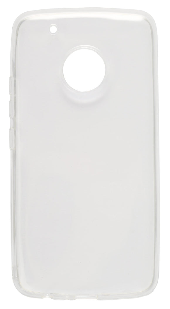 Gel Skin Moto G5 Clear - Unwired Solutions Inc