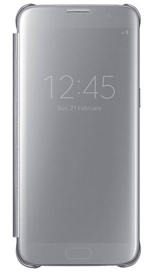 Clear View Stand Cover GS8+ Silver - Unwired