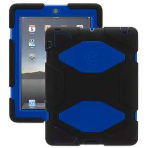 Survivor iPad 2/3/4 Black Blue - Unwired