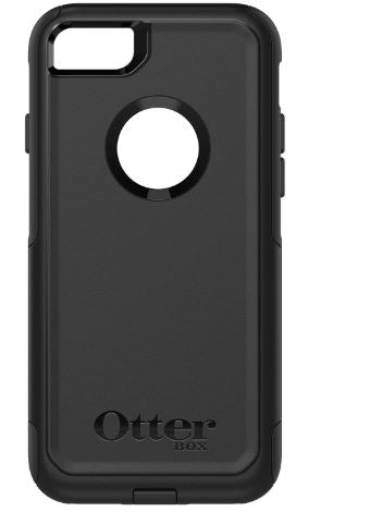 Commuter iPhone 8/7 Black - Unwired Solutions Inc