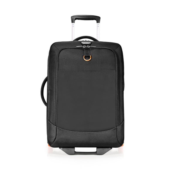 Titan Laptop Trolley 15 to 18.4 in Black - Unwired