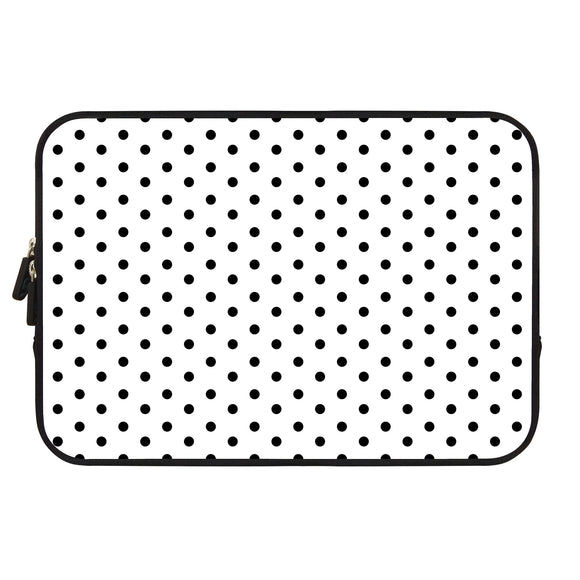 Neoprene Sleeve MacBook 12'' Small Dots