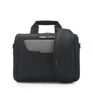 Advance Laptop Bag/Briefcase up to 11.6in Black