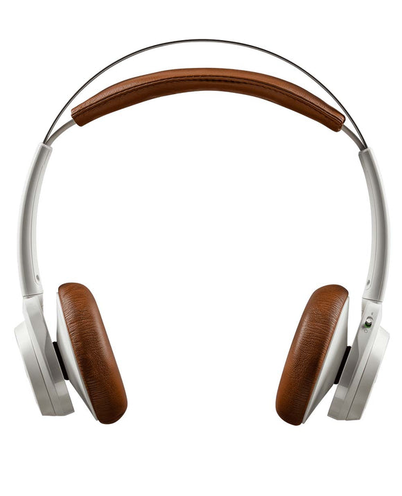 Backbeat Sense White/Tan - Unwired