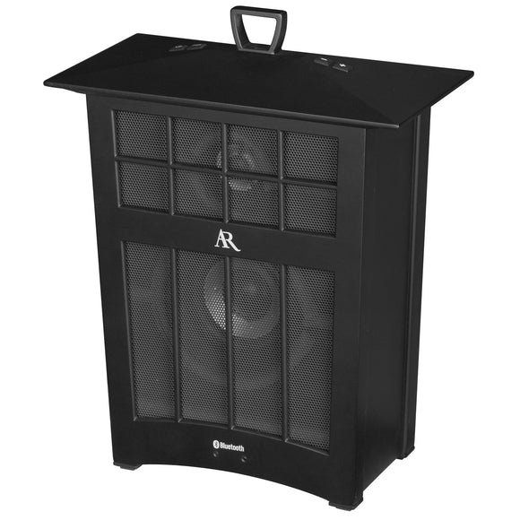 AR Pasadena Outdoor Wireless BT Speaker Blk