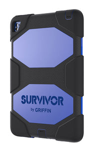 "Survivor All-Terrain iPad Pro 9.7""/Air 2 Black/Blue - Unwired"