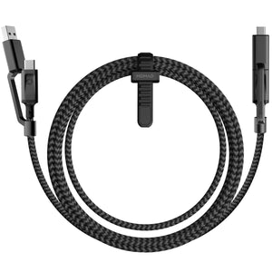 USB C Cable 5ft Black - Unwired Solutions Inc