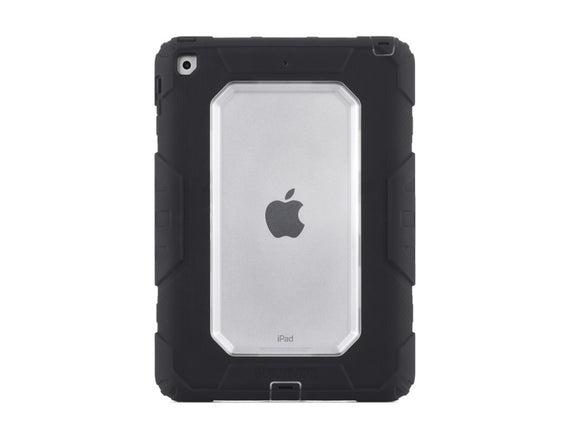 Survivor All Terrain iPad 5th Gen Black/Clear - Unwired