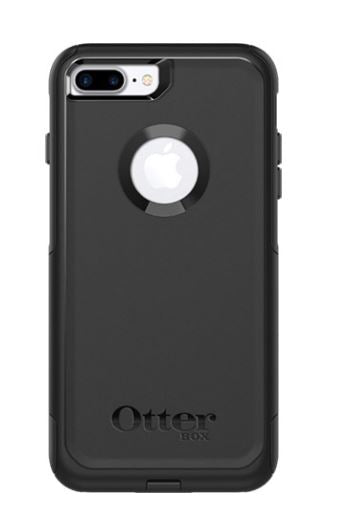 Commuter iPhone 8 Plus/7 Plus Black - Unwired