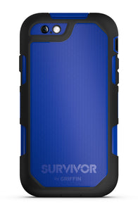 Survivor Summit iPhone 6/6S Black/Blue - Unwired