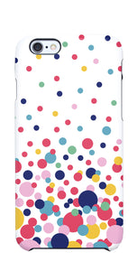 Deflector Bubble Confetti iPhone 6/6S - Unwired Solutions Inc