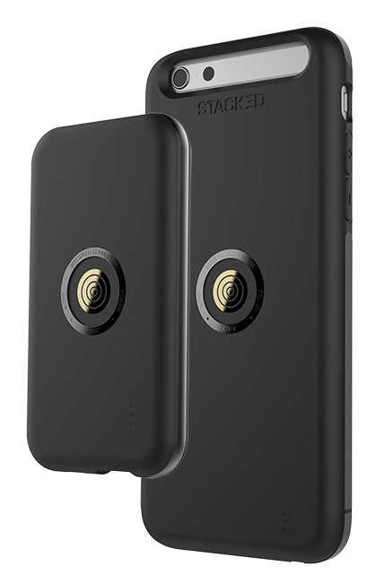 STACKED Speed Case Bundle iPhone 6/6S Plus Blk/Blk - Unwired Solutions Inc