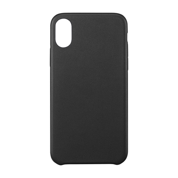 Velvet Touch Case iPhone X Black - Unwired