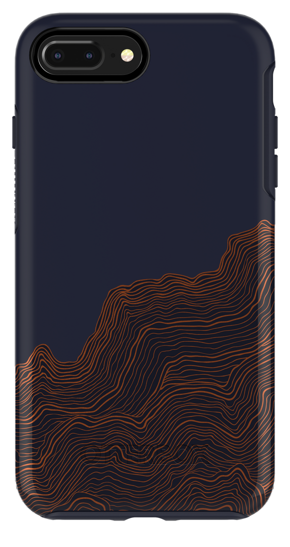 Symmetry iPhone 8 Plus/7 Plus Good Vibrations - Unwired Solutions Inc