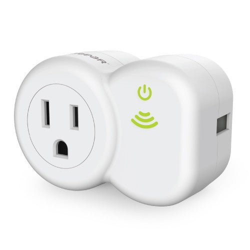 PureSwitch Remote Plug White