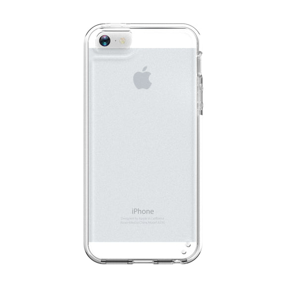 DropZone Rugged Case iPhone 5s/SE White - Unwired Solutions Inc