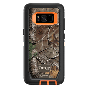 Defender GS8 Realtree Xtra (Orange/Black) - Unwired Solutions Inc