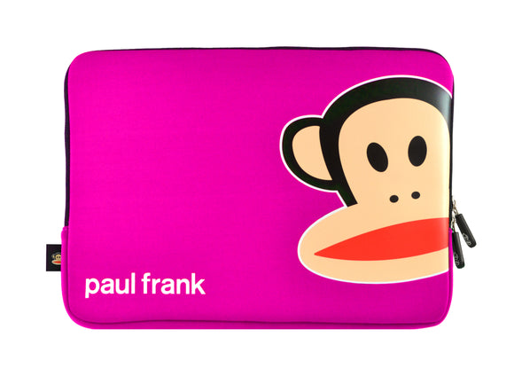 Neoprene Sleeve MacBook 12'' Paul Frank Pink - Unwired