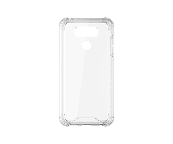 DropZone Rugged Case LG G6 White - Unwired