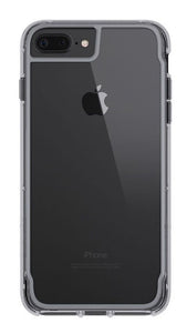 Survivor Clear iPhone 6/6S/7 Plus Black/Clear - Unwired