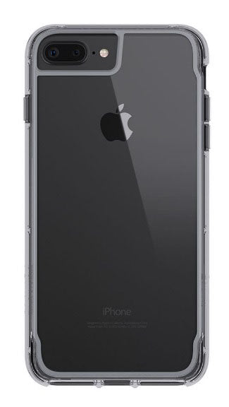 Survivor Clear iPhone 6/6S/7 Plus Black/Clear - Unwired Solutions Inc