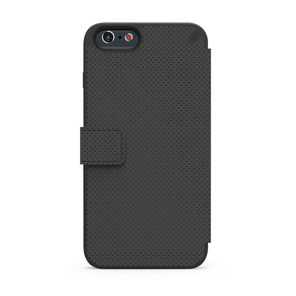 Express Folio iPhone 6/6S Black - Unwired Solutions Inc