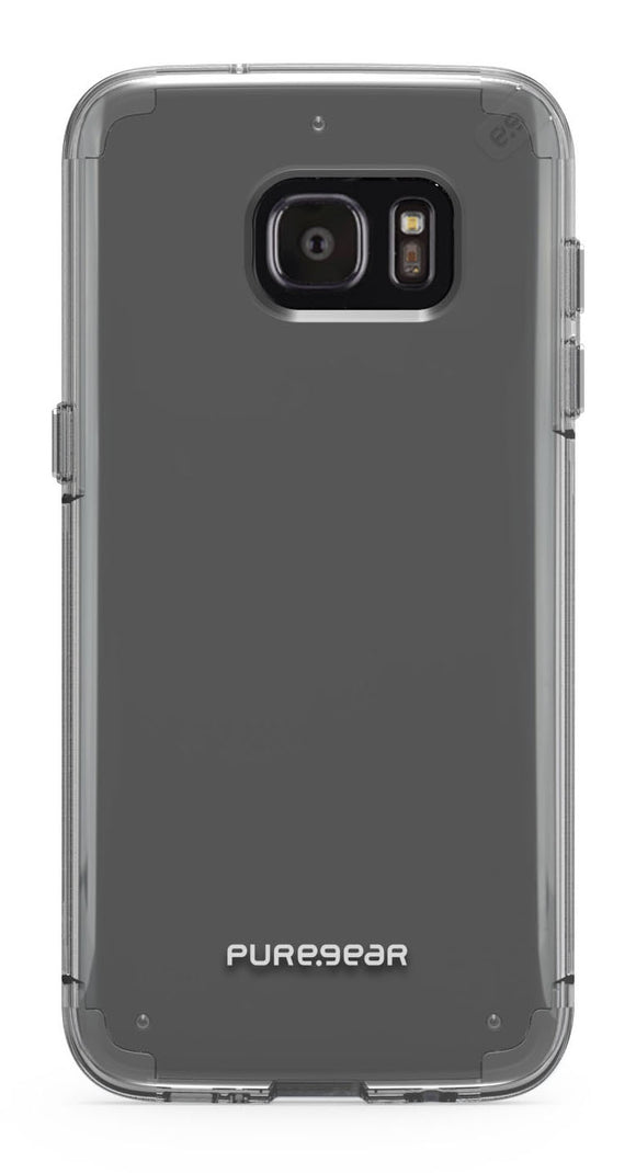 Slim Shell Pro GS7 edge Clear/Clear - Unwired