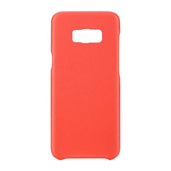 Velvet Touch Case Samsung S8 Red - Unwired