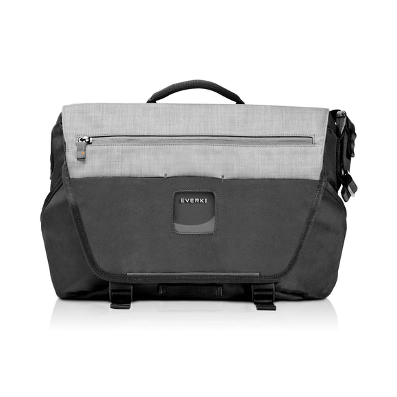 ContemPRO Laptop Bike Messenger 14.1in/Mac 15in Black - Unwired