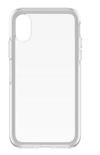 Symmetry Clear iPhone X Clear - Unwired Solutions Inc