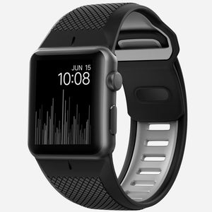 Strap Apple Watch 42 mm Black - Unwired Solutions Inc