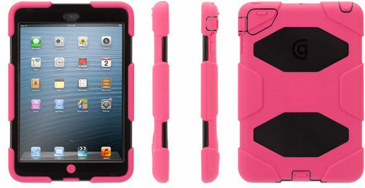 Survivor All Terrain iPad Mini 36925 Black/Pink - Unwired Solutions Inc