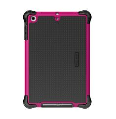 Tough Jacket iPad Mini 1/2/3 Black/Pink