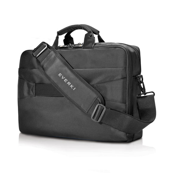 ContemPRO Commuter Laptop Bag up to 15.6in Black - Unwired