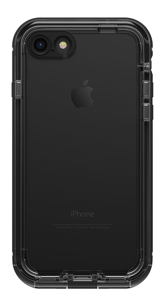 Nuud iPhone 7 Black - Unwired Solutions Inc
