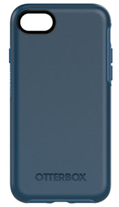 Symmetry iPhone 7 Bespoke Way (Navy/Blue) - Unwired