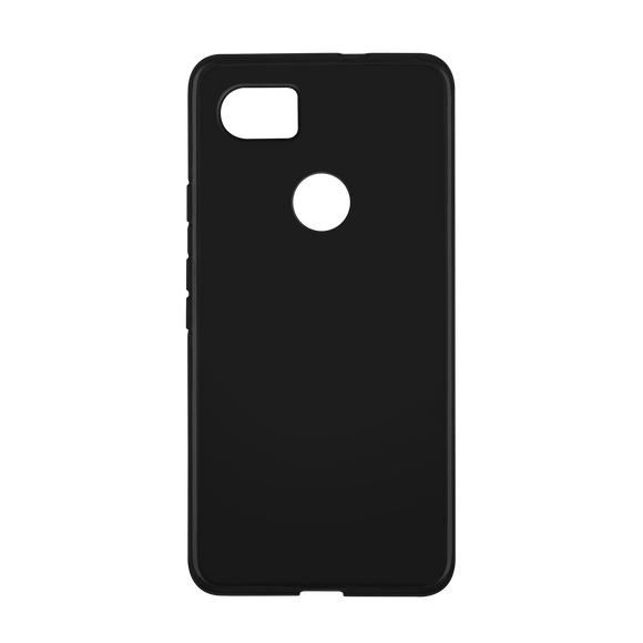Gel Skin Google Pixel 2 XL Black - Unwired Solutions Inc