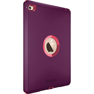 Defender iPad Air 2 Damson (Purple) - Unwired Solutions Inc