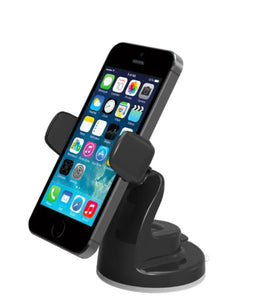 Easy view 2 Universal Car Mount Black - Unwired