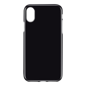 Gel Skin iPhone X Black - Unwired